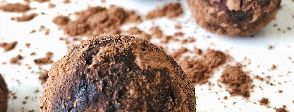 Trufa de Choco-Nuez