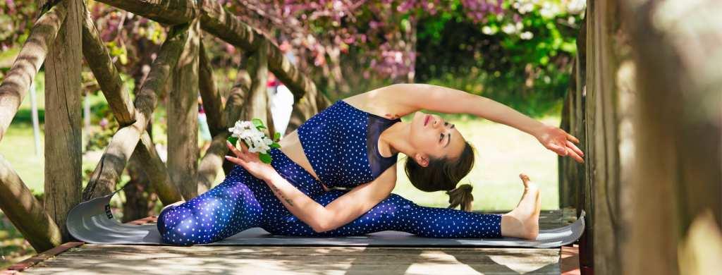 yoga y vacacaiones