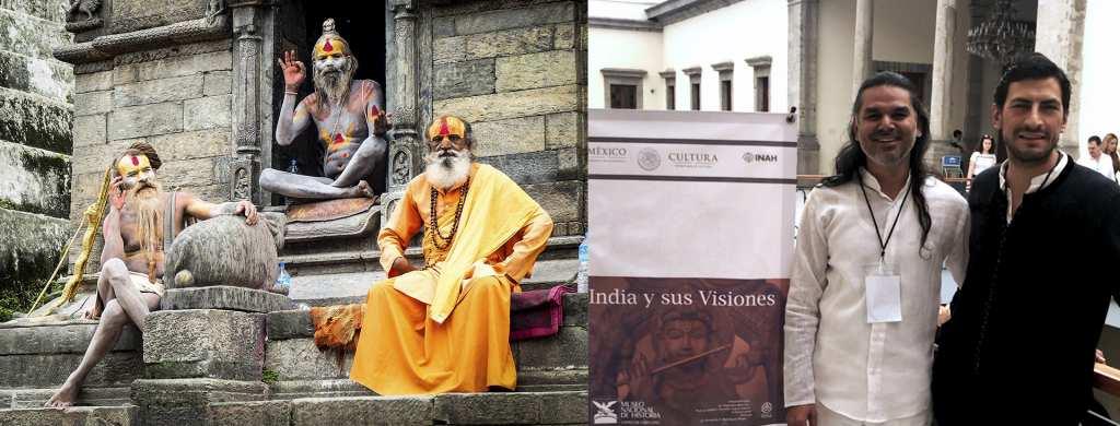 india y sus visiones